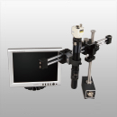 VS-45 + ML-5 + MD stand CCD camera + LCD color monitor